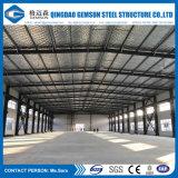 조립한 Prefabricated 강철 구조물 작업장 (SL-0052)는 단식한다