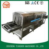Máquina de lavar automática para o prato e a cesta