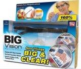 Visão grande Eyewear160% 250 graus de ferramenta Presbyopic dos vidros