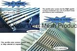 ジョンソンVワイヤースクリーンの網/ステンレス鋼の井戸スクリーン