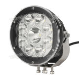 "7 ""12V 24V 90W CREE 10W LED Spot Driving Light"