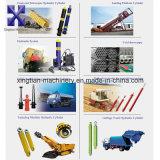 Cilindro ajustável do petróleo hidráulico