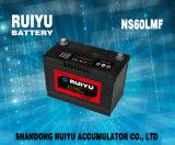 12V 45ah JIS Standard-Autobatterie/Autobatterie (Ns60L/46b24L)
