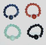 Semi Precious Stone Crystal sieraden Ring <Esb01801>