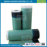 Azul na película do verde 0.76mm PVB para o vidro automotriz do pára-brisa