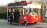 Mobiles Gaststätte-Auto