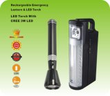 Lanterna Emergency portatile Gfl5511 del LED