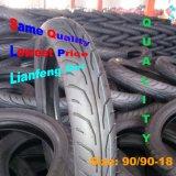Neumático 90/90-17, 80/80-17, 110/80-17, 130/80-17, 50/80-17, el mismo precio bajo del neumático de la motocicleta del camino de ciudad de la oferta de la calidad