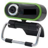 クリップが付いているデジタルカメラ、ビデオウェブカメラ