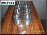 Partie usinée par commande numérique par ordinateur de pièce en aluminium de usinage de commande numérique par ordinateur d'aluminium