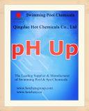 99.2% No anhidro 497-19-8/7542-12-3 del CAS del carbonato sódico (pH Increaser/Up)