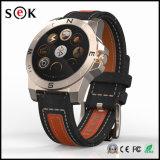 IosおよびアンドロイドのためのBluetooth防水4.0のSew18スマートな腕時計