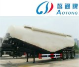 Alta calidad 2 Ejes 43cbm inflamable del depósito de combustible Semirremolque