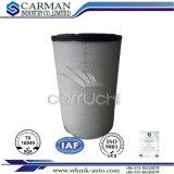 Filtro de aire de Donaldson Replacemant P532501 P532502 para el gato, Kumatsu, filtro de aire de la PU de la alta calidad