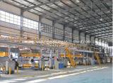 Carton ondulé faisant à machine la chaîne de production automatique