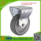 Pequena roda de roda de móveis termoplásticos