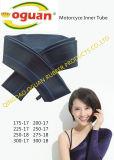 chambre à air de moto butylique de la qualité 3.00-18factory/pneu de moto