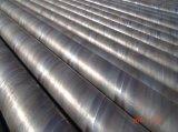 Conduttura d'acciaio a spirale di acciaio inossidabile