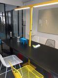 Uispair Modern Office LED 10W lampe de table à lumière fixe avec interrupteur à bouton-poussoir