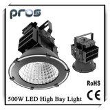 Chip Controlador Meanwell CREE LED de luz industrial IP65 de 500W
