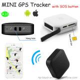 Moda Deesigned recentemente Mini Rastreador GPS portátil (A18)