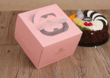 профессиональное изготовление изготовленный на заказ коробки торта высокого качества