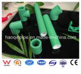 La couleur verte PN10 PPR et le raccord pour tuyau d'approvisionnement en eau