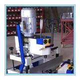 L'acqua di alluminio di profilo scanala la perforatrice