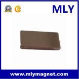 강한 영원한 NdFeB 희토류 네오디뮴 직사각형 자석 (MLY102)