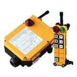 Het handbediende Draadloze Controlemechanisme van Radio Remote van de Kraan (F21-6D)