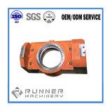 Aangepaste CNC die het Deel Verloren Afgietsel van de Investering van het Deel van het Zand van de Was Gietende Gietende machinaal bewerken