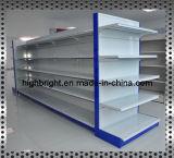 Supermercado Pesado lateral duplo Estante