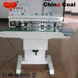 Dbf-900A de ononderbroken Machine van de Verzegelaar van de Band Verpakkende Verzegelende