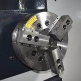 수동 물림쇠 편평한 침대 CNC 선반 (CKNC6180)