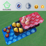 FDA Approval 39X59cm/29X49cm/29X39cm Colorful pp. Fruit Vacuum Forming Plastic Tray in Food Grade