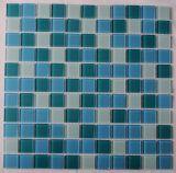 El chino barato mosaico piscina azul