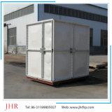 El tanque de agua rectangular de 5000 litros de FRP GRP SMC