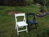 Silla de Wimbledon de resina, resina silla plegable para la boda