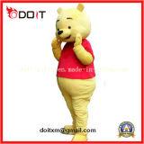 Promoção feito-à-medida mascote encantadora da associação de Winnie