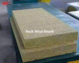 金網の網が付いている熱熱絶縁体の岩綿毛布