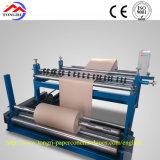 Fabrication en tube de papier en spirale à grande vitesse et haute vitesse