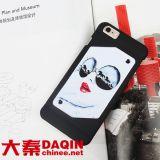 Sistema móvil de encargo de la piel del caso de la manera para iPhone6/6plus