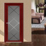 Inserto di vetro di alluminio del portello di scarico del portello della camera da letto di stile del Kerala
