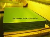 Placa positiva verde da placa verde