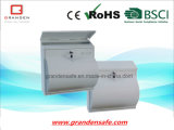 粉のコーティング(Gl-10)が付いている鋼鉄ポストボックス