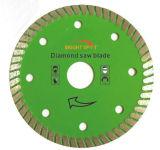 Ультра тонкое вырезывание лезвия диаманта керамическое