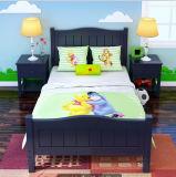 Kind-Bett-europäische Art-Bett-festes Holz-Betten (M-X1035)