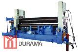 Máquina de dobra da placa do CNC, máquina de rolamento, 3 - máquina de rolamento da placa do rolo