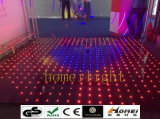 P10cm Disco Panel Acrylique RVB Starlit LED Vidéo Danse pour Wedding Night Club T-Stage Wedding