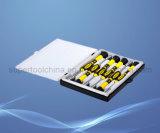 Plastic Case Screwdriver and Socket Set (618210)